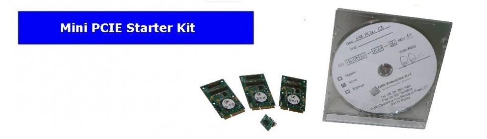 PCIe Fpga Starter Kit