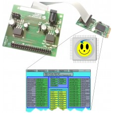 Mini PCIE to Raspberry I/O SMILE Kit