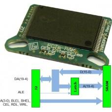 Multiplexed SRam Controller VHDL Source